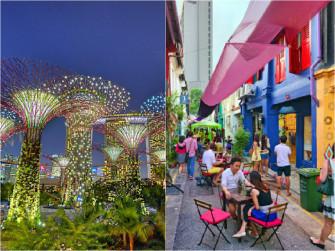 夏休みのシンガポール!旅行者でも楽しめるイベントへGO