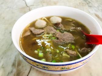マレーシアのローカルフード「牛肉麺」が絶品の人気店