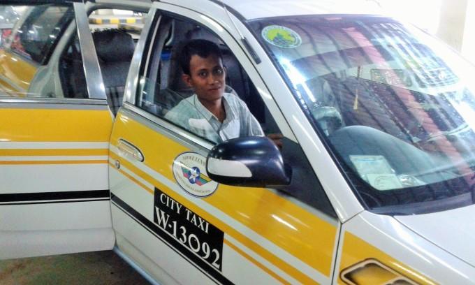 ヤンゴンのタクシー事情を事前に確認しておこう