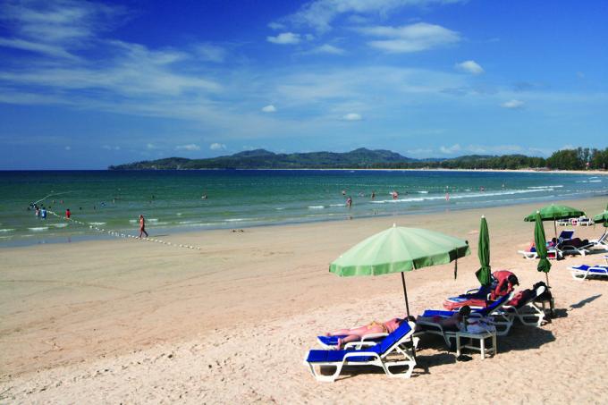 Bang Thao Bay, Phuket