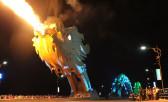 ドラゴンブリッジ(炎2)