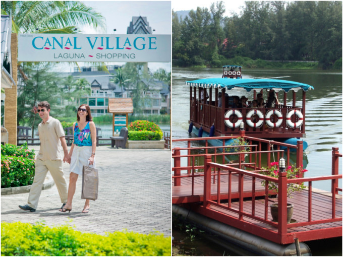 Canal Shopping Village_
