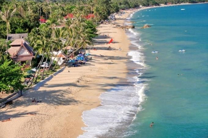 Lamai Beach in Samui Island at Surat Thani *** Local Caption *** หาดละไม ที่เกาะสมุย จังหวัดสุราษฎร์ธานี