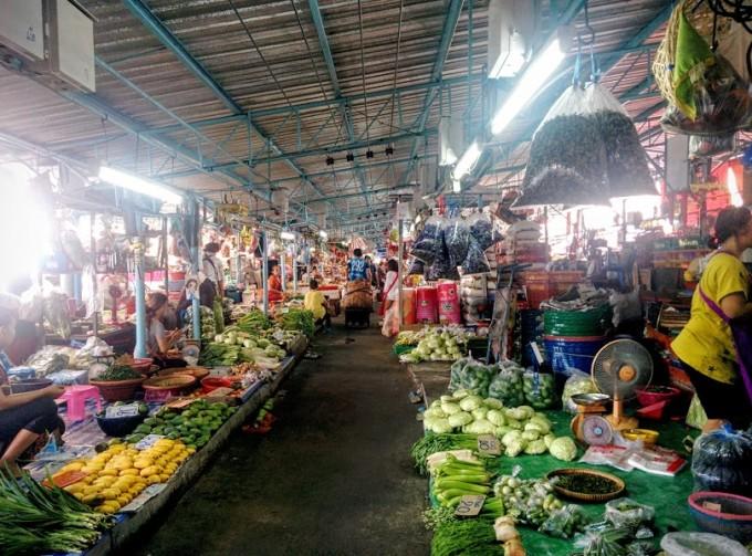 広がるディープな世界!バンコクでローカル市場見学