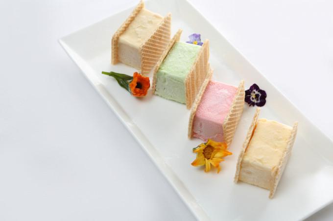 Ice Cream Wafer Sandwich