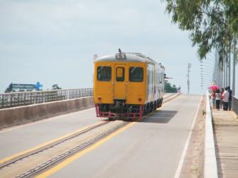 国際列車で国境を越える!タイからラオスへの旅