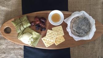 ジャカルタおしゃれエリアのオーガニックチーズ店