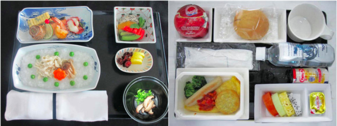 International Cuisine on Economy Class from to Kuala Lumpur to Tokyo_