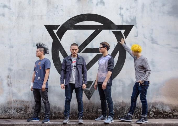 フェスを最高に盛り上げる!タイ国最強ライブバンド「LOMOSONIC」