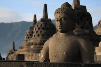 神々の棲むインドネシアの島々に点在する世界文化遺産