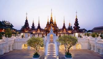 「ダラデヴィ・チェンマイ」で楽しむ北部タイ建築巡り 〜タイ チェンマイ〜