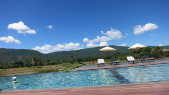 カオヤイで家族やグループ旅行にぴったりの滞在型リゾート