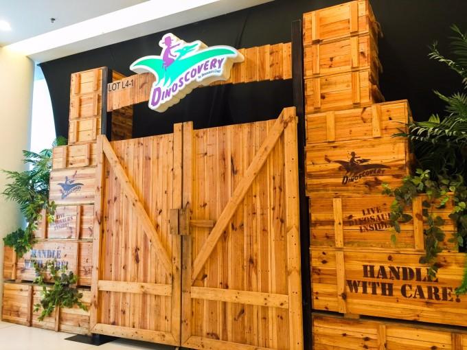 クアラルンプールで迫力満点の恐竜たちに出会える施設「Dinoscovery」
