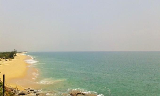 ビーチを独り占め!?ミャンマー南東部ダウェイのビーチ