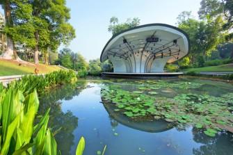 シンガポール国立公園に出かけよう!2015年10月開催のワークショップ