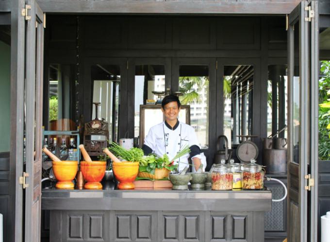 究極のプライベートレッスン!5つ星ホテルで一流シェフに習うタイ家庭料理