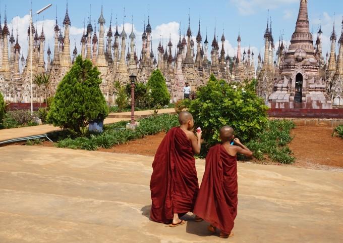 芸術的!フォトジェニックなミャンマーの遺跡&寺院