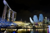 Marina Bay Sands during iLight 2012_9March to 1 April_c