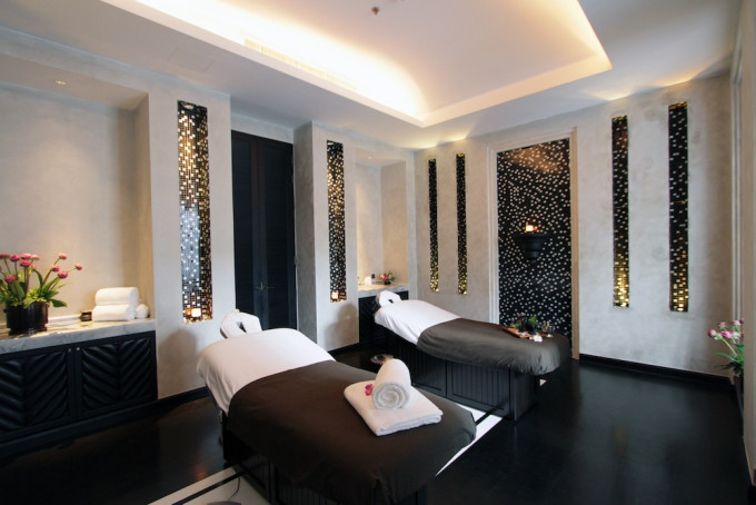 Opium Spa - Treatment suite