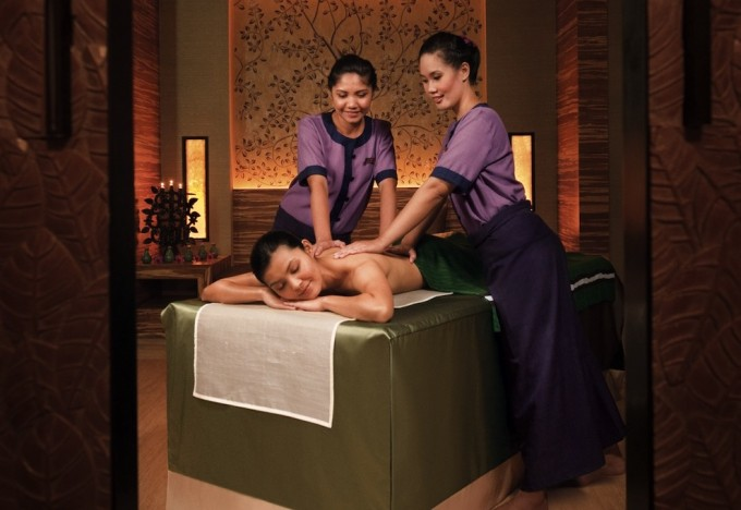 Banyan Tree Spa Marina Bay Sands - Standard Single Spa Suite Harmony Banyan Treatment[2]