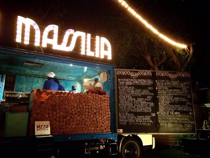 バンコクで人気沸騰中!フードトラック&ストリートレストラン