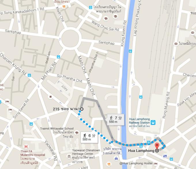 Nana Map