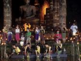 Loi Krathong Festival Sukhothai *** Local Caption *** ª√–‡æ≥'≈Õ¬°√–∑ß ®—ßÀ«—¥ÿ'¢∑—¬
