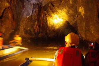フィリピンの自然遺産!世界最長の地下河川で洞窟探検に秘境な海でダイビング!