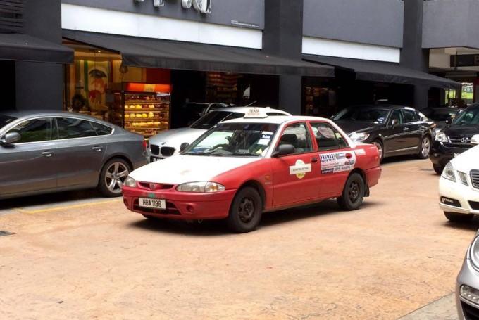 マレーシア車3