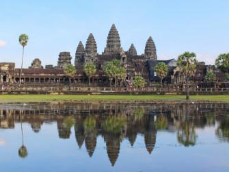 満足度1位に輝く観光名所!カンボジア世界遺産「アンコール・ワット」