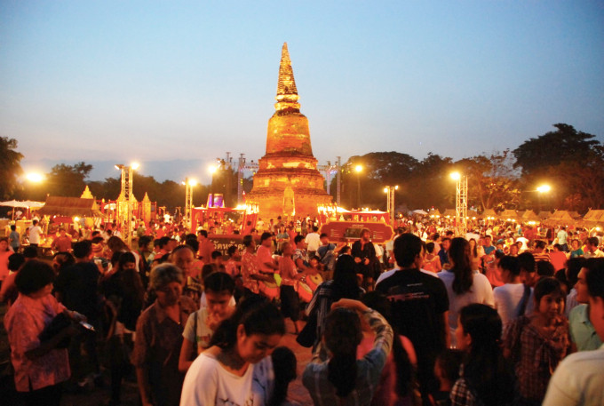 Ayutthaya World Heritage Fair 022_