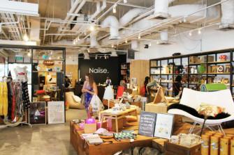 【情報更新】シンガポールの新鋭デザイナーの作品が集結!「Naiise(ナイーズ)」