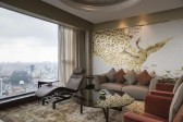 The Reverie Saigon - Designer Suite by Giorgetti - Living Room