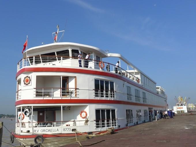 船で巡るディープなミャンマー!「オルケイラ」クルーズ 〜ヤンゴン – バガン〜