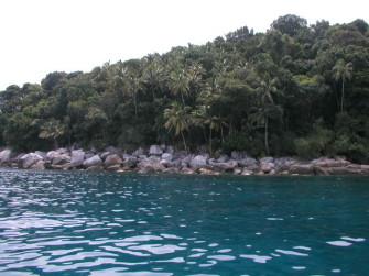 アジア有数の美ビーチ揃い!マレー半島の魅惑のアイランド
