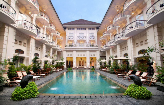 100年の時を刻み続ける名門ホテル「ザ フェニックス ホテル ジョクジャカルタ」