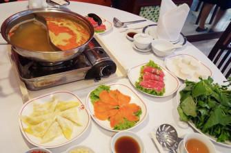 野菜もお肉もお手頃価格!バンコクの本格的な火鍋レストラン