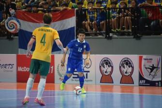 フットサルも世界レベルに!タイに続きベトナムがW杯出場!