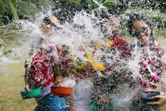 タイの旧正月「ソンクラーン(水掛け祭り)」に行ってみたい!