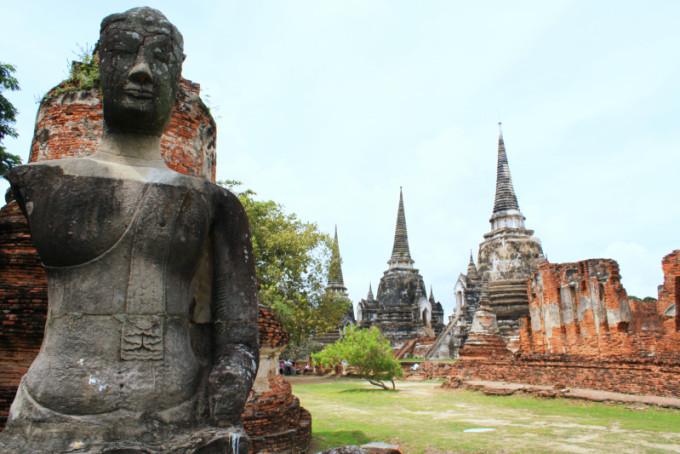 バンコクからアクセス良好!世界遺産アユタヤで見逃せない寺院!