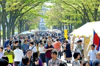 カンボジアフェスティバル2016 東京・代々木公園で開催
