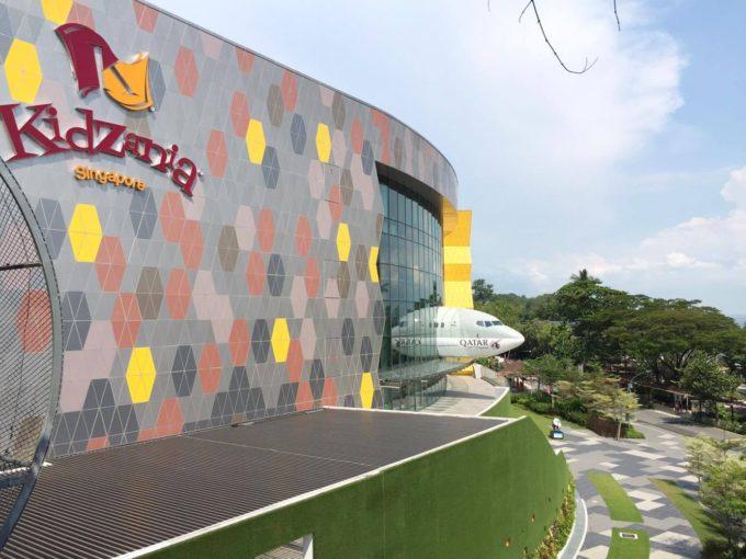 今春オープンのキッザニア・シンガポールに行ってみよう!!