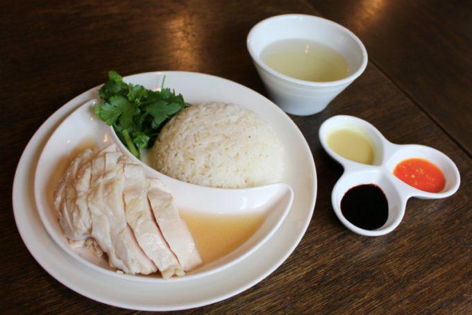 松記鶏飯4