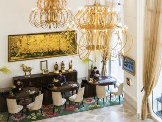 ホーチミンの憧れ5つ星ブティックホテル「ホテルデザールサイゴン」