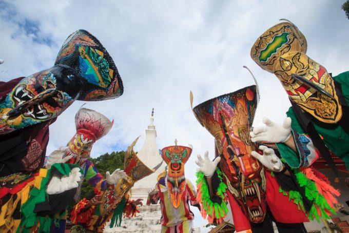 日本から行こう!タイの奇祭「ピーターコン祭り」