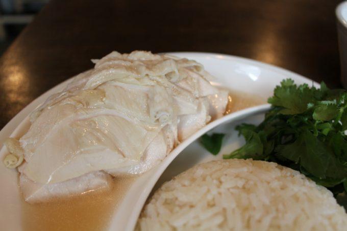 松記鶏飯11