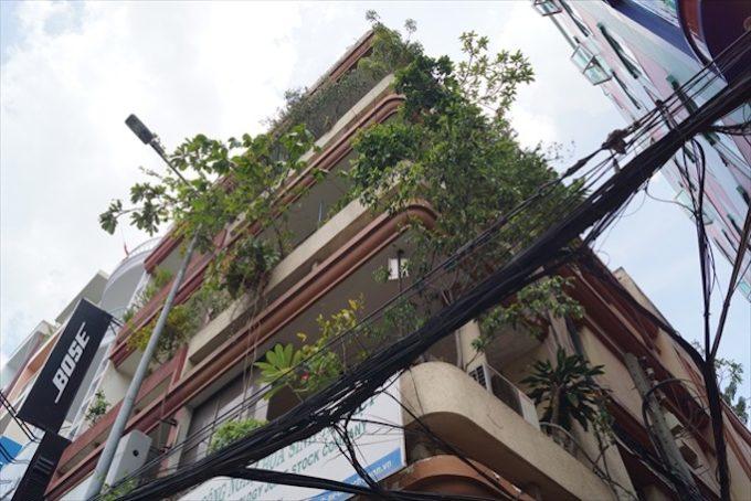 知られざる魅力!「ベトナムの二階」は遊び心が満載だ。
