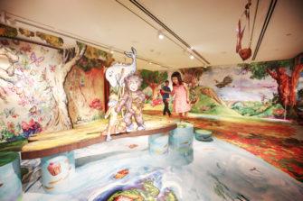 アフタヌーンティーに美術館だって親子で楽しめるのがシンガポール!