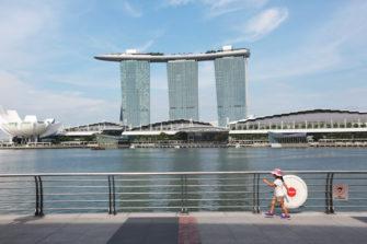初めての子連れ海外旅行はシンガポールで決まり!