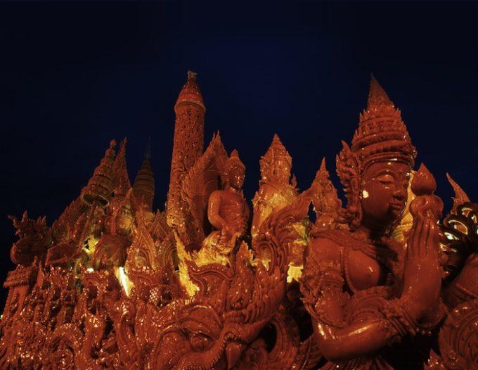 Candle Festival, Ubon Ratchathani, Thailand Events and Festivals (3)